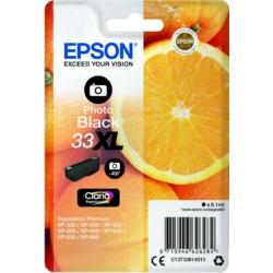 Epson T3361 Patron Photo Black 8,1ml (Eredeti)