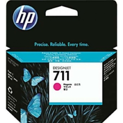 HP CZ131A Patron Magenta 29ml No.711 (Eredeti)
