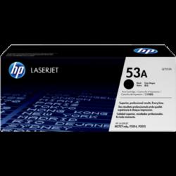 HP Q7553A Toner Black 3k No.53A (Eredeti)