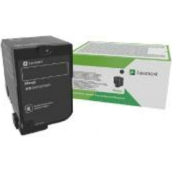 Lexmark CX725 High Corporate Toner Black 25K (Eredeti) 84C2HKE