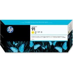HP C9469A Patron Yellow 775ml No.91 (Eredeti)