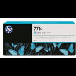 HP B6Y36A Patron Light Cyan 775ml No.711C (Eredeti)