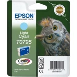 Epson T0795 Patron Light Cyan 11ml (Eredeti)