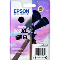 Epson T02W1 Patron Black 9,2ml (Eredeti)