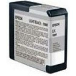 Epson T5807 Patron Photo Light Black 80ml (Eredeti)