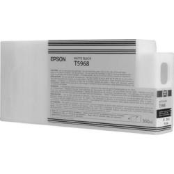 Epson T5968 Patron Matt Black 350ml (Eredeti)