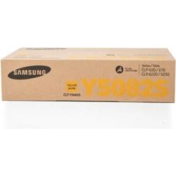 Samsung CLP 620/670A Yellow Toner 2k  CLT-Y5082S/ELS (SU533A) (Eredeti)