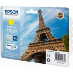 Epson T7024 Patron Yellow 2K (Eredeti)