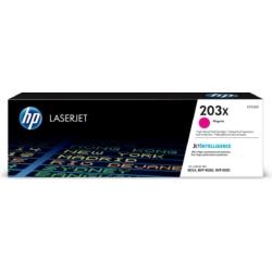 HP CF543X Toner Mag 2,5k No.203X (Eredeti)