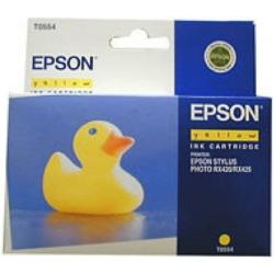 Epson T0554 Patron Yellow 8ml (Eredeti)