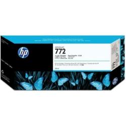 HP CN633A Patron Photo Bk 300ml No.772 (Eredeti)