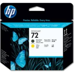 HP C9384A Phead M.Bk&Yell No.72 (Eredeti)