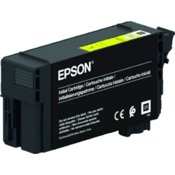 Epson T40C4 Patron Yellow 26ml (Eredeti)