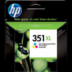 HP CB338EE Patron Color No.351XL (Eredeti)