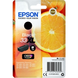 Epson T3351 Patron Black 12,2ml (Eredeti)