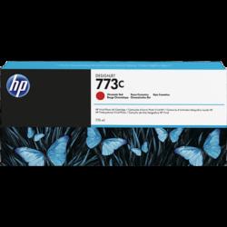 HP C1Q38A Chromatic Red 775ml No.773C (Eredeti)