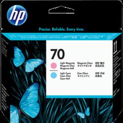 HP C9405A P.head L.Mag/Cy No.70 (Eredeti)