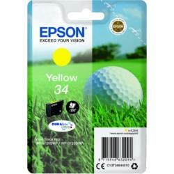 Epson T3464 Patron Yellow 4,2 ml (Eredeti)