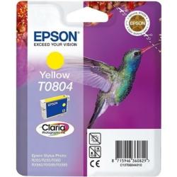 Epson T0804 Patron Yellow 7,4ml (Eredeti)