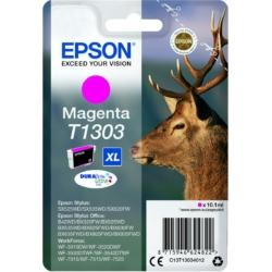 Epson T1303 Patron Magenta 10,1ml (Eredeti)