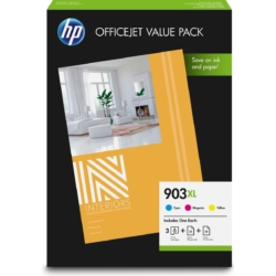 HP 1CC20AE Patron 3Pack C/M/Y No.903XL