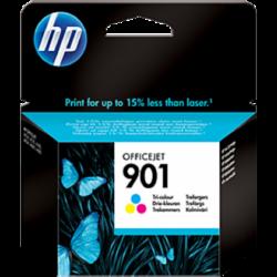 HP CC656AE Patron Tri-color No.901 (Eredeti)