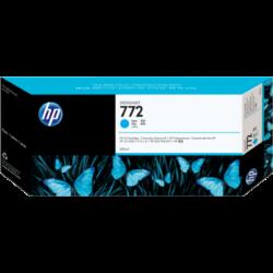 HP CN636A Patron Cyan 300ml No.772 (Eredeti)
