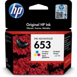 HP 3YM74AE Patron Tri-Color No.653 (Eredeti)