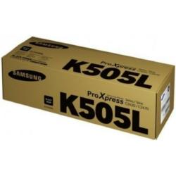 Samsung SLC2620/2670 Black Toner  CLT-K505L/ELS (SU168A) (Eredeti)