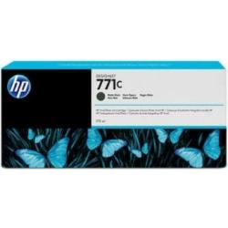 HP B6Y07A Patron Matt Bk 775ml No.771 (Eredeti)