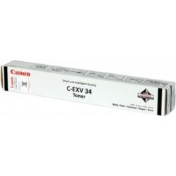 Canon C-EXV 34 Toner BK (Eredeti)