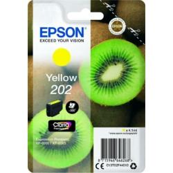 Epson T02F4 Patron Yellow 4,1ml (Eredeti)