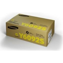 Samsung CLP 770 Yellow Toner 7k  CLT-Y6092S/ELS (SU559A) (Eredeti)