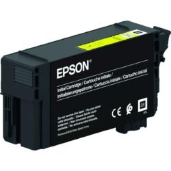 Epson T40D4 Patron Yellow 50ml (Eredeti)