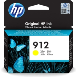 HP 3YL79AE Patron Yellow No.912 (Eredeti)