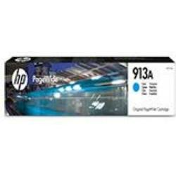 HP F6T77AE Patron Cyan 3k No.913A (Eredeti)