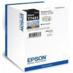 Epson T7431 Patron Black 2,5 (Eredeti)
