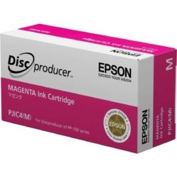 Epson PJIC4 Patron Magenta 26ml (Eredeti)