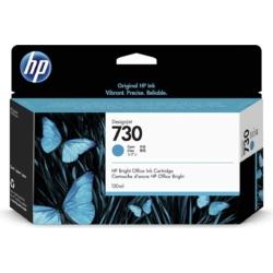 HP P2V62A Patron Cyan 130ml No.730 (Eredeti)