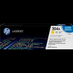 HP CC532A Toner Yellow 2,8k No.304A (Eredeti)