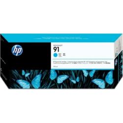 HP C9467A Patron Cyan 775ml No.91 (Eredeti)