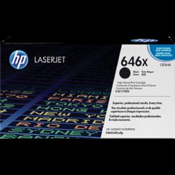 HP CE264X Toner Bk 17k No.646X (Eredeti)