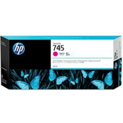 HP F9K01A Patron Mag 300ml No.745 (Eredeti)