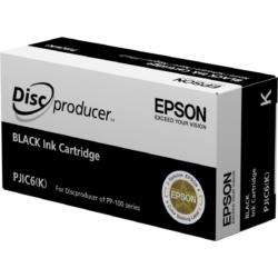Epson PJIC6 Patron Black 26ml (Eredeti)