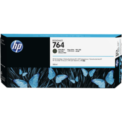 HP C1Q16A Patron Matt Bk 300ml No.764 (Eredeti)