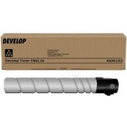 Develop ineo+454/+554 Toner Black TN512 (Eredeti)