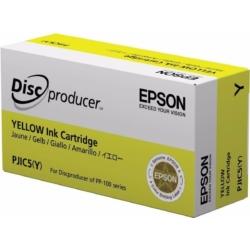 Epson PJIC5 Patron Yellow 26ml (Eredeti)