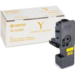 Kyocera TK-5240 Toner Yellow (Eredeti)