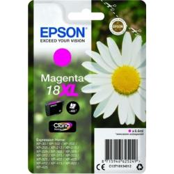 Epson T1813 Patron Magenta 6,6ml 18XL (Eredeti)