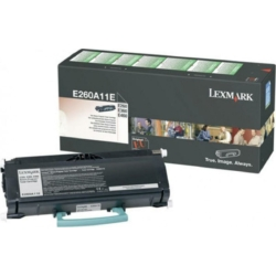 Lexmark E260/360/46x Return Toner 3,5K (Eredeti) E260A11E